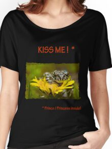 Kiss Me 2  Women's Relaxed Fit T-Shirt
