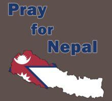 Pray for Nepal by Eschatos