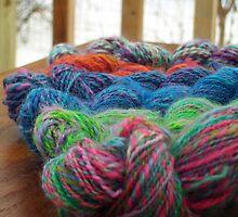 Fresh Yarns3 by Debra Rodriguez