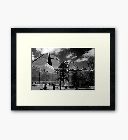 Urbis Manchester Framed Print