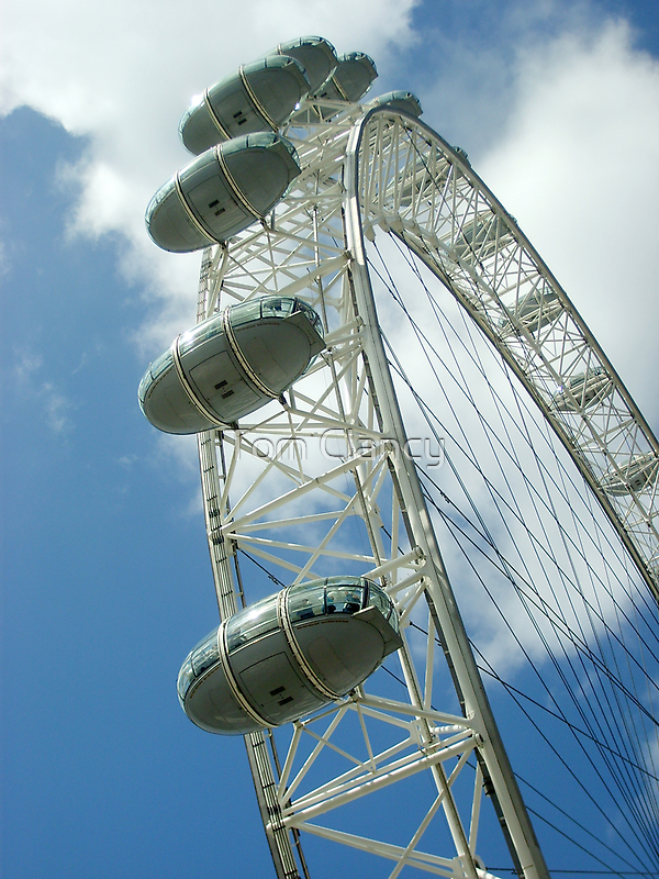 London Eye by Tom Clancy
