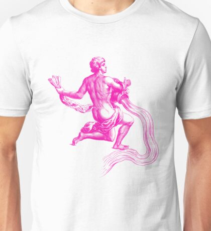 THE WATER BEARER IN PINK Unisex T-Shirt
