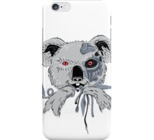 Koala Bear Terminator iPhone Case/Skin