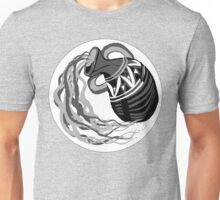 AQUARIOUS MOON Unisex T-Shirt