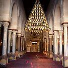 Inside The Grand Mosque Kirouen, Tunisia by DeborahDinah
