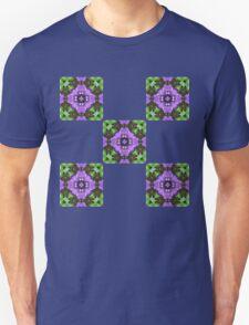 Floral Squares T-Shirt