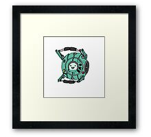Bmo Wheatly Framed Print