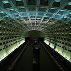 Metro station by Elaine Li