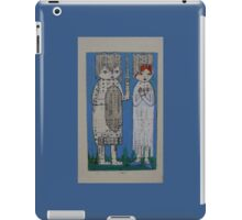 Knight and Lady iPad Case/Skin