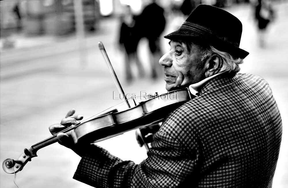 Music is Life by Luca Renoldi