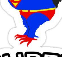 Super cock Sticker