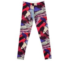 Abstract America Leggings