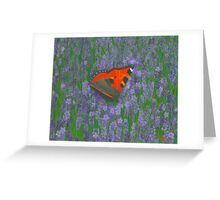 Tortoiseshell Greeting Card