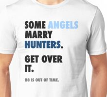 Supernatural - Some Angels Marry Hunters Unisex T-Shirt
