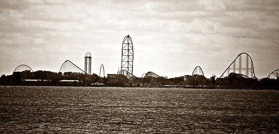 Cedar Point  by Rachel Counts