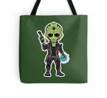 Mass Effect 3: Thane Krios Chibi Tote Bag