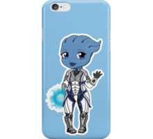 Mass Effect 3: Liara T'soni Chibi iPhone Case/Skin