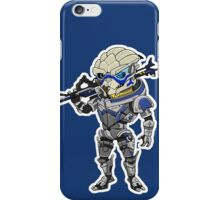 Mass Effect 3: Garrus Vakarian Chibi iPhone Case/Skin