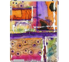 Cheery Thoughts - Warm Wishes iPad Case/Skin