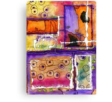 Cheery Thoughts - Warm Wishes Canvas Print