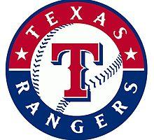 texas rangers by deivid97621