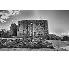 Dundonald Castle Photographic Print
