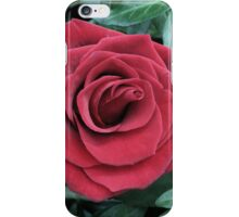 Velvet iPhone Case/Skin