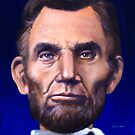 Abraham Lincoln, Looking to the Future by Lester Yocum