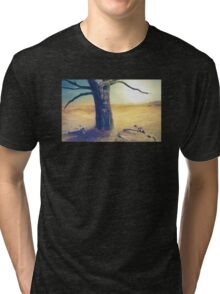 Middle of Nowhere Tri-blend T-Shirt