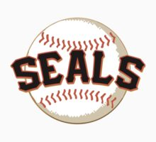 San Francisco Seals by PresentDank