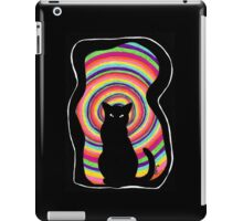 time for child stories: the BLACK CAT iPad Case/Skin