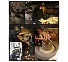 making pots Poster