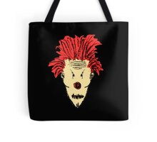 Evil Clown Hand Draw Illustration Tote Bag