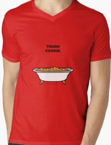 Tough Cookie - Bathtub Mens V-Neck T-Shirt