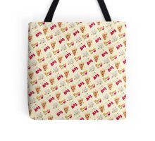 Pizza Gives You Abs Tote Bag
