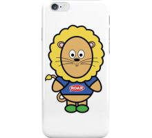 Victor the lion iPhone Case/Skin