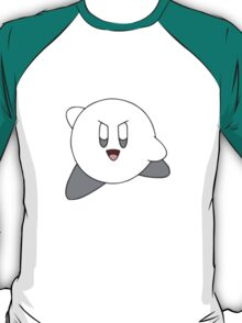 Chalk Kirby in Action T-Shirt