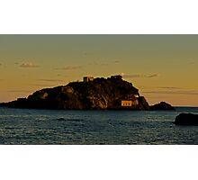 my favourite island Photographic Print