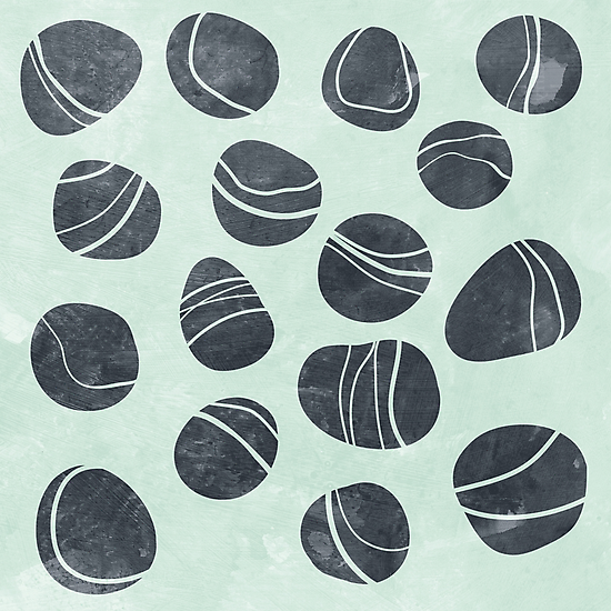 Pebbles by Nic Squirrell