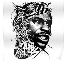 Floyd Mayweather Poster