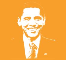 Pres. Barack H. Obama-Democratic Party by OTIS PORRITT