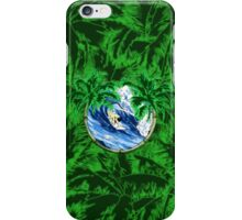 Tropical Surfer iPhone Case/Skin
