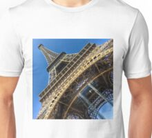 Eiffel Tower 3 Unisex T-Shirt