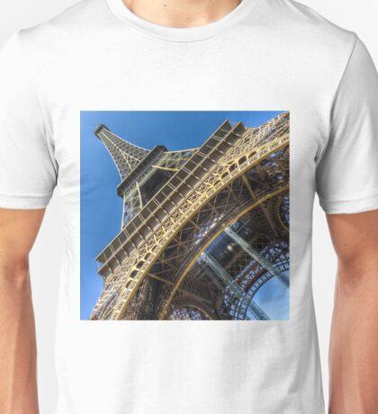 Eiffel Tower 3 Unisex T-Shirt