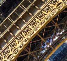 Eiffel Tower 3 Sticker
