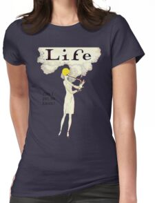 Life Can I Get an Amen!  Womens Fitted T-Shirt
