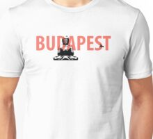 Budapest Buddha Pest  Unisex T-Shirt