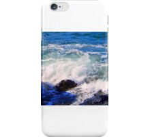 The edge of the world iPhone Case/Skin