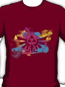 Watercolor Hyrule T-Shirt
