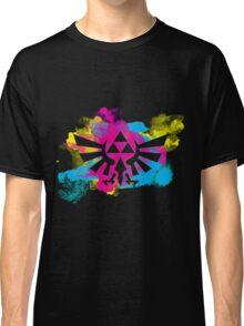 Watercolor Hyrule Classic T-Shirt